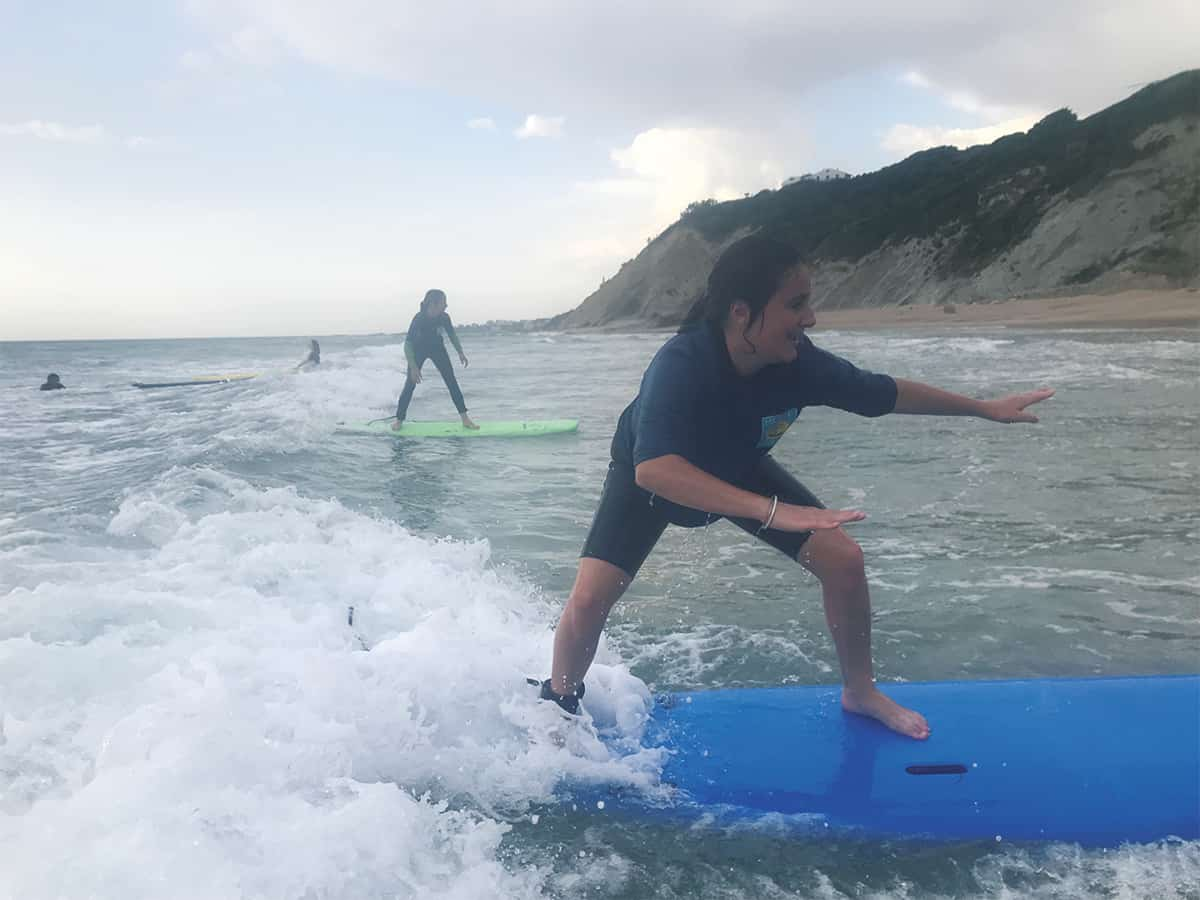 Surf eskola